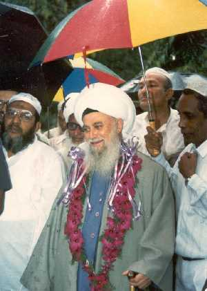 Sheikh Nazim in Colombo